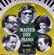 "Master Jazz Piano: Volume 3 Vinyl 12"" (New)"