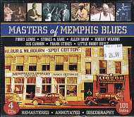 Masters of Memphis Blues CD