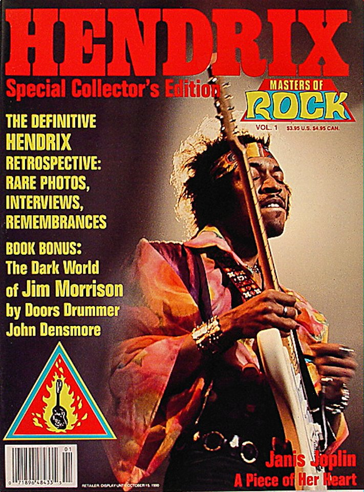 Masters Of Rock Issue 1