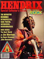 Masters Of Rock Issue 1 Magazine