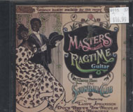 Masters of the Ragtime Guitar CD