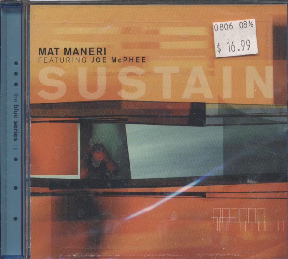 Mat Maneri CD