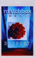 Matchbox Twenty Laminate