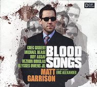 Matt Garrison CD