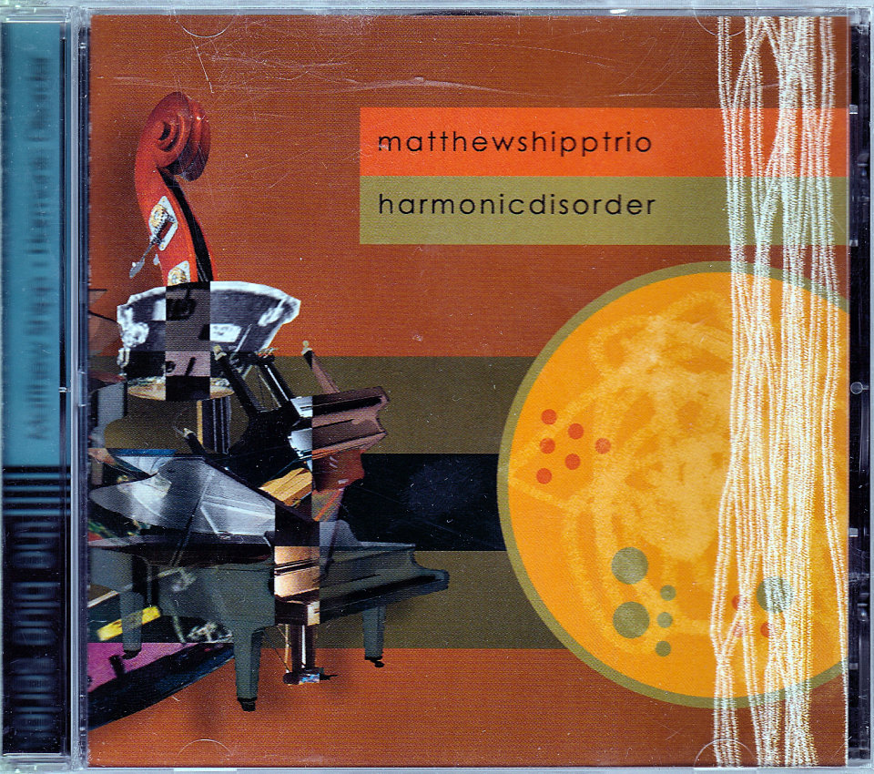 Matthew Shipp Trio CD