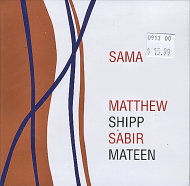 Matthew Shipp CD