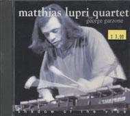 Matthias Lupri Quartet CD