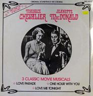 "Maurice Chevalier /Jeanette MacDonald Vinyl 12"" (New)"