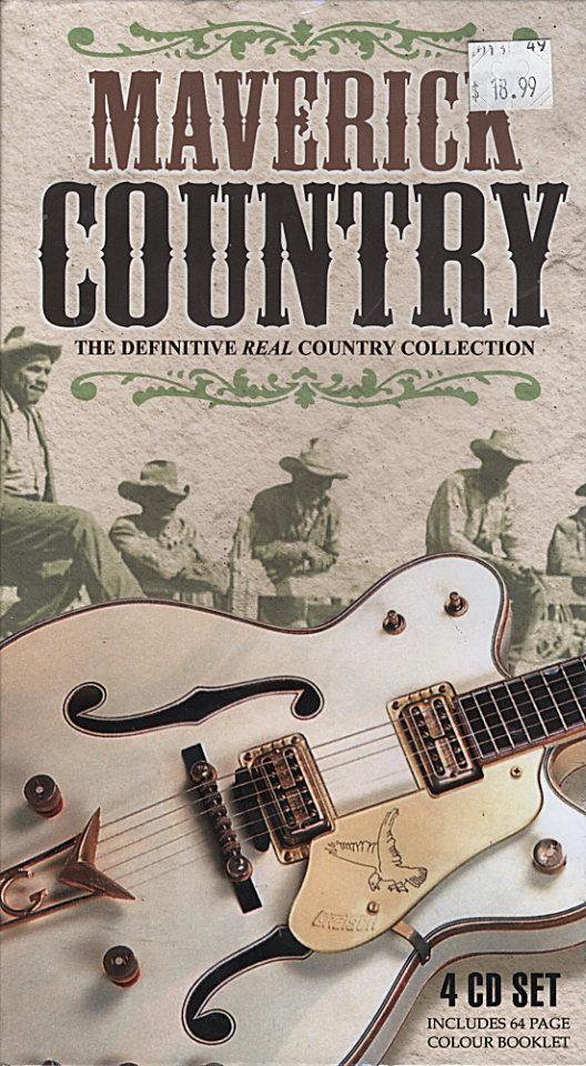 Maverick Country CD