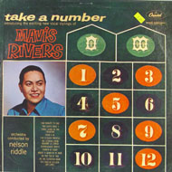 "Mavis Rivers Vinyl 12"" (Used)"