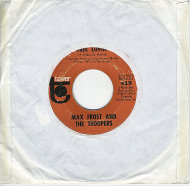 "Max Frost And The Troopers Vinyl 7"" (Used)"