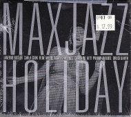 Max Jazz Holiday CD