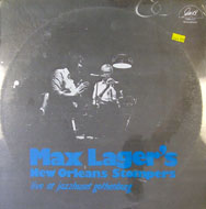 "Max Langer's New Orleans Stompers Vinyl 12"" (New)"