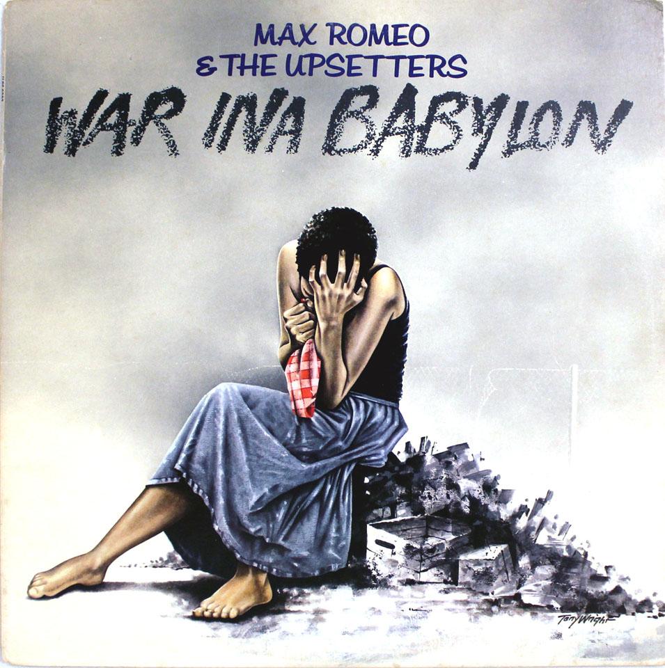 """Max Romeo & The Upsetters Vinyl 12"""" (Used)"""