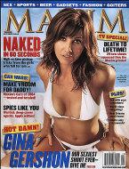 Maxim Magazine No. 70 Magazine