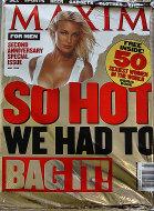 Maxim Second Anniversary Special Issue Magazine