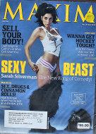 Maxim Vol. 11 No. 6 Magazine