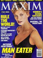 Maxim Vol. 2 No. 3 Magazine