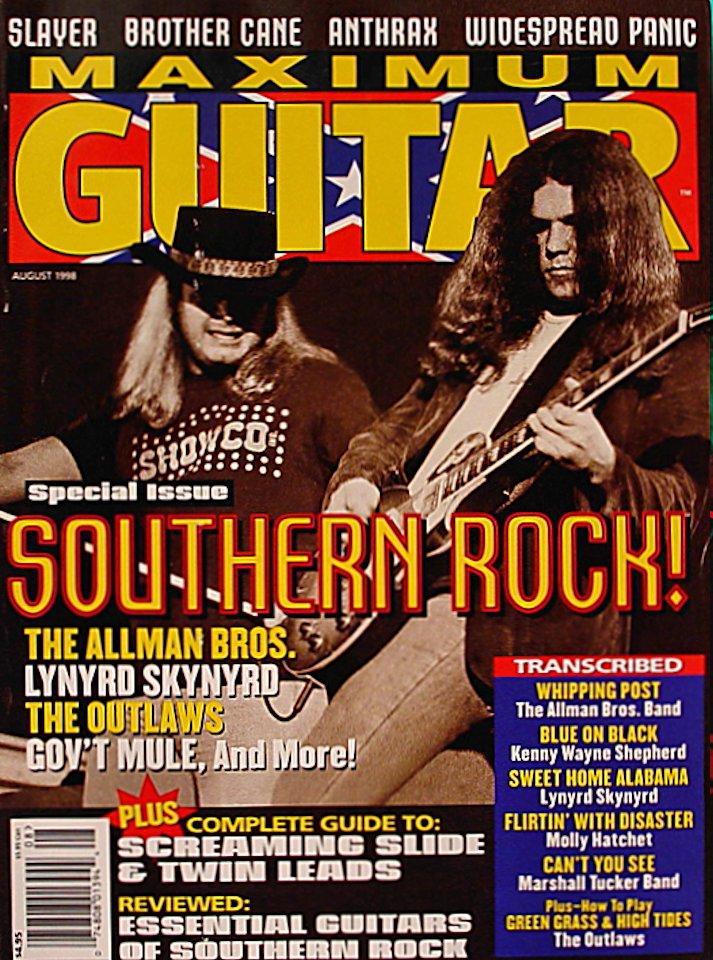 Maximum Guitar Magazine