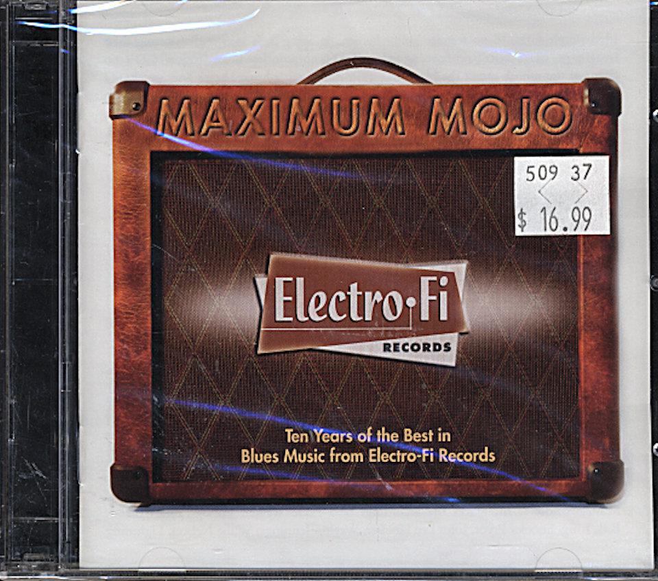 Maximum Mojo CD