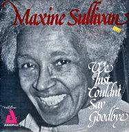 """Maxine Sullivan Vinyl 12"""" (New)"""