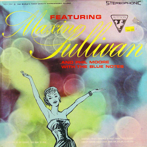 "Maxine Sullivan Vinyl 12"" (Used)"