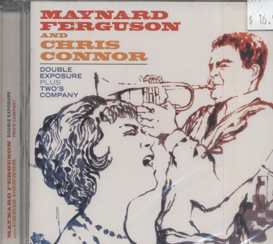 Maynard Ferguson and Chris Connor CD
