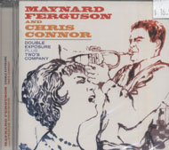 Maynard Ferguson and Chris Connor CD