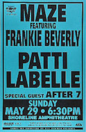Maze Featuring Frankie Beverly Poster