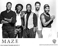Maze Featuring Frankie Beverly Promo Print