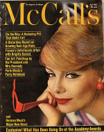 McCall's Apr 1,1962 Magazine
