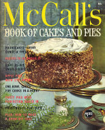 McCall's Book of Cakes and Pies Magazine