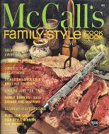 McCall's Family-Style Cookbook Magazine