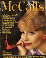 McCall's Magazine April 1962 Magazine