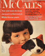 McCall's Magazine December 1967 Magazine