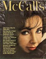 McCall's Magazine January 1962 Magazine