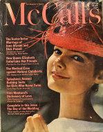 McCall's Magazine June 1962 Magazine