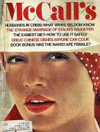 McCall's Magazine June 1972 Magazine