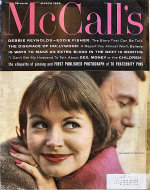 McCall's Magazine March 1959 Magazine