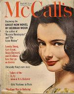 McCall's Magazine March 1962 Magazine