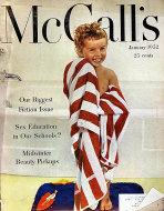 McCall's Vol. LXXIX No. 4 Magazine
