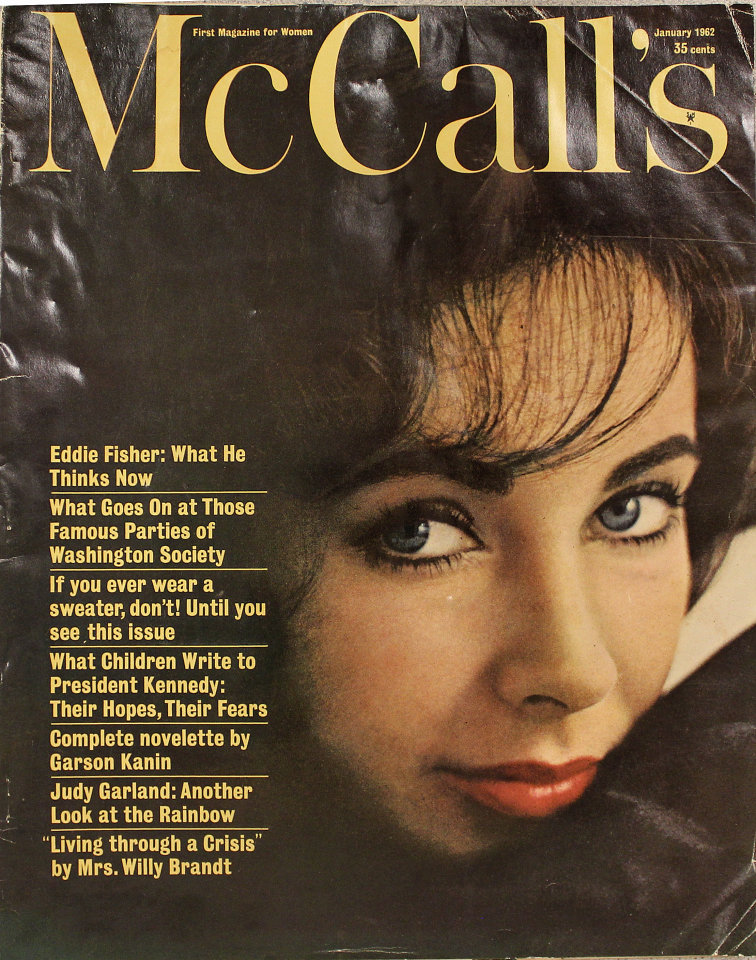 McCall's Vol. LXXXIX No. 4