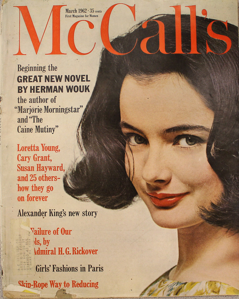 McCall's Vol. LXXXIX No. 6