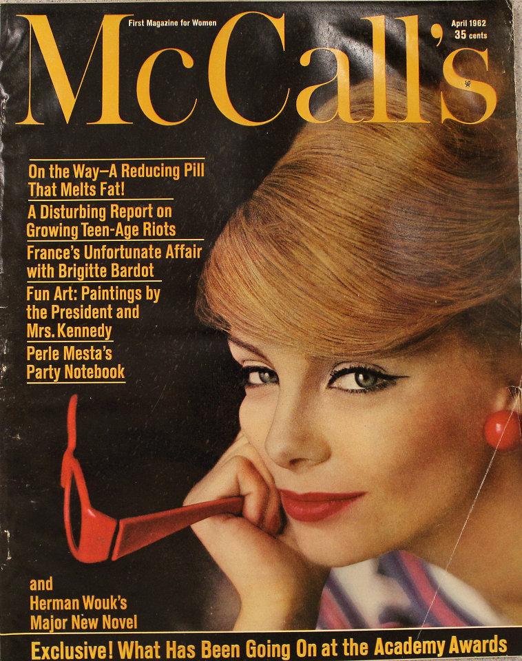 McCall's Vol. LXXXIX No. 7