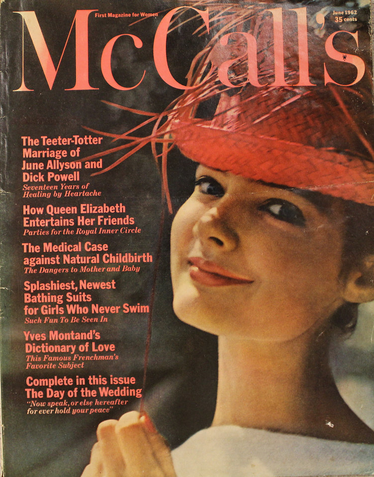 McCall's Vol. LXXXIX No. 9