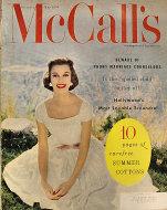 McCall's Vol.LXXXV No.8 Magazine