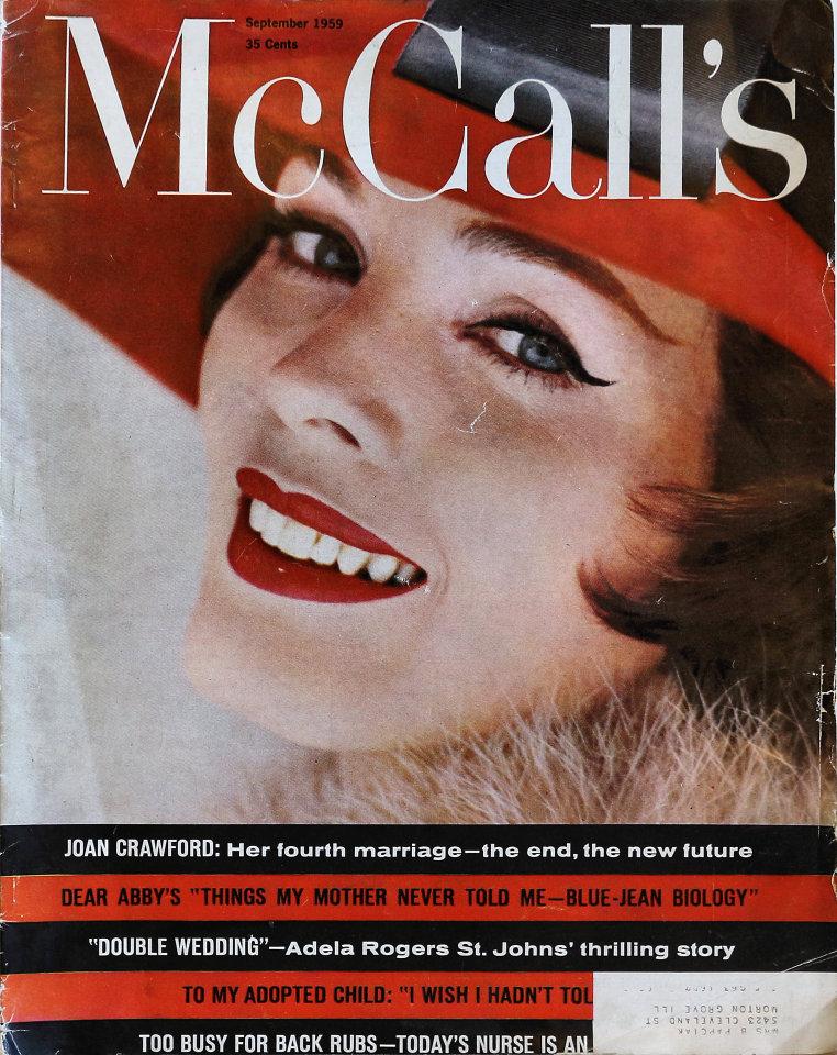 McCall's Vol.LXXXVI No. 12