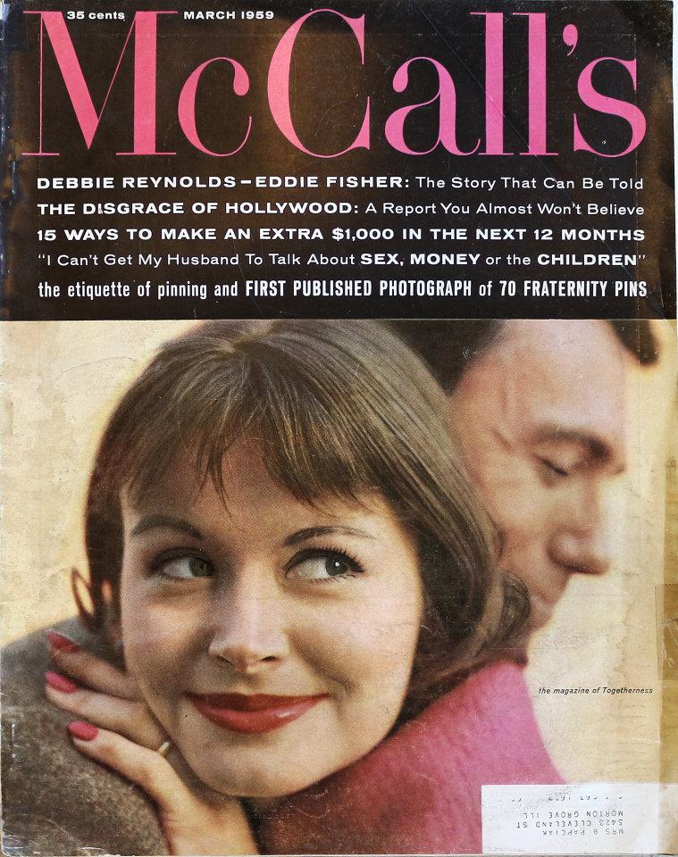 McCall's Vol. LXXXVI No. 6