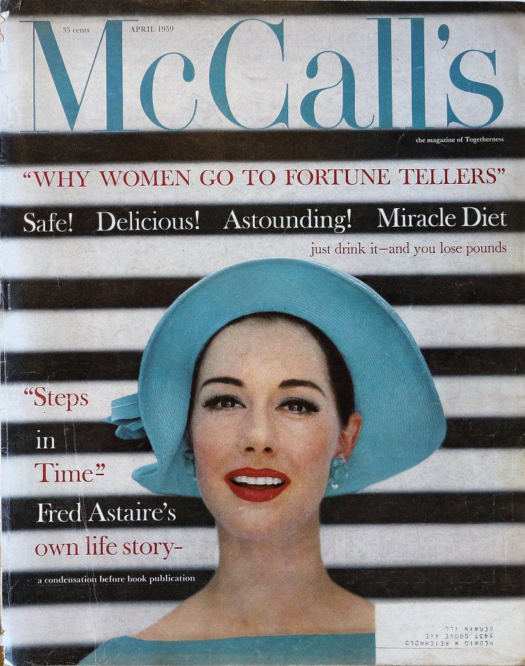 McCall's Vol. LXXXVI No. 7