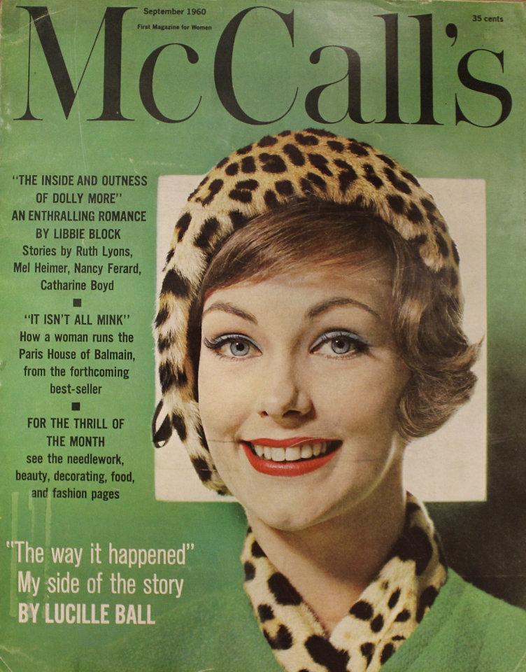 McCall's Vol. LXXXVII No. 12